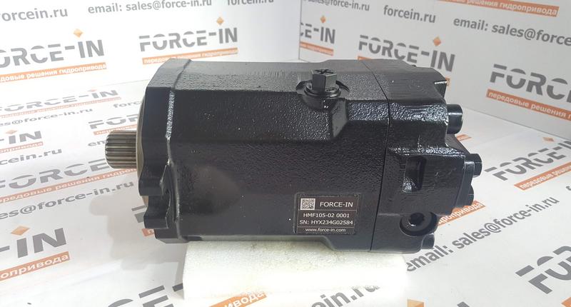 Гидромотор Claas 06691190 (HMF105-02 Linde Hydraulics)